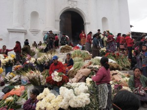 Market in Chichicastenango