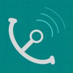 Simple GPS app icon